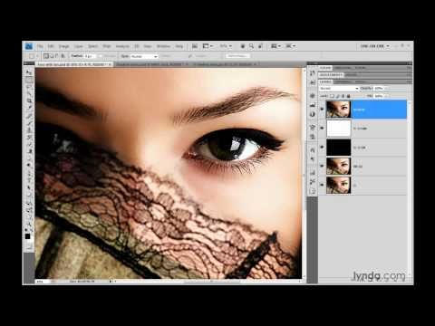 Great you-tube video training on the top 40 photoshop techniques