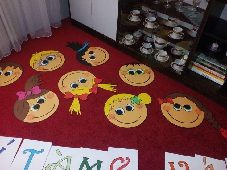dekorace - děti