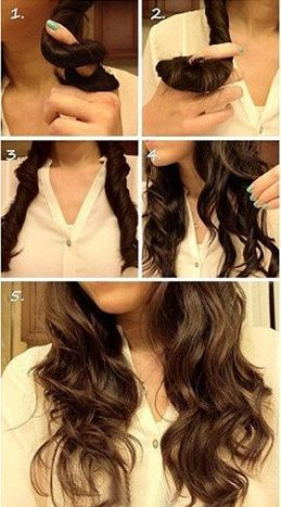Top 10 DIY No Heat Curls