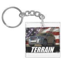 2014 Terrain Denali Keychain
