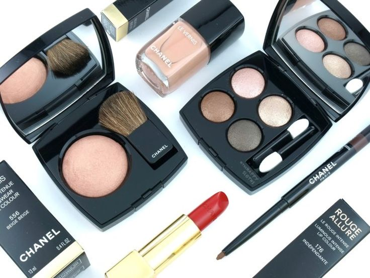 Το ανοιξιάτικο μακιγιάζ του οίκου Chanel!