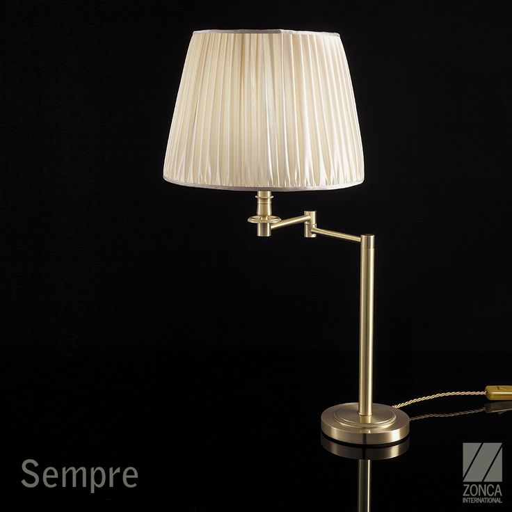 Sempre Classic Table Lamp - #zonca #zoncalighting