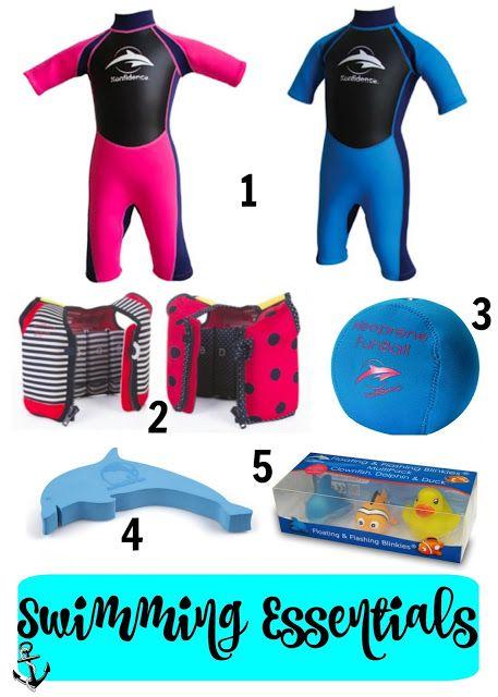 brummymummyof2: Swimming Essentials Competition!