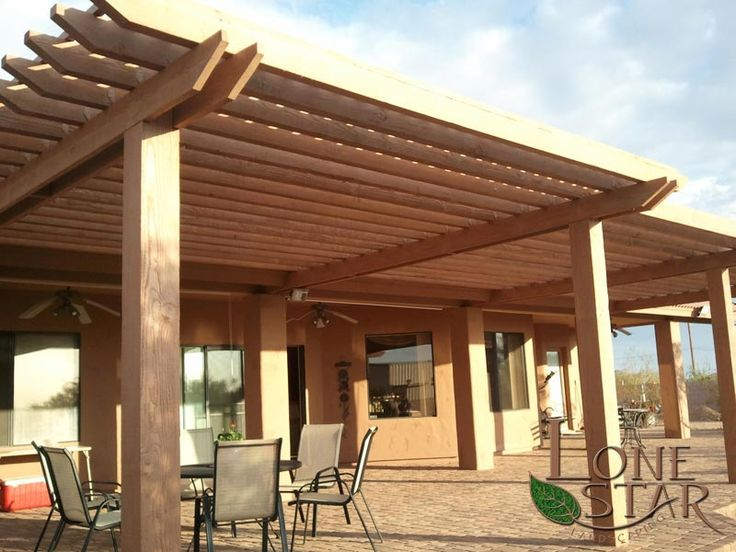 Open beam trellis shade structure in phoenix az www for Shade structures