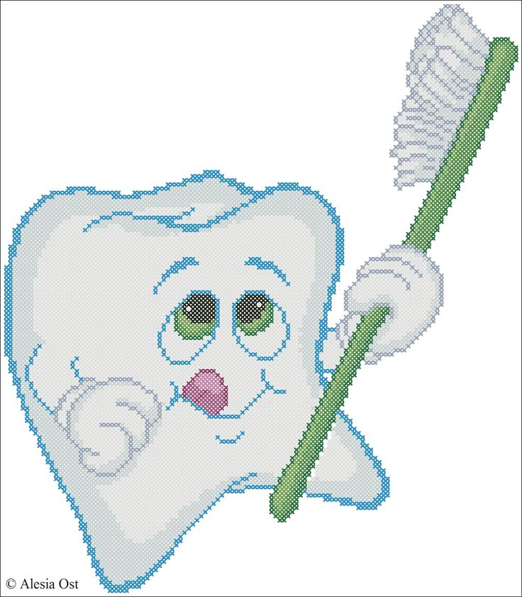 Little Tooth & Toothbrush