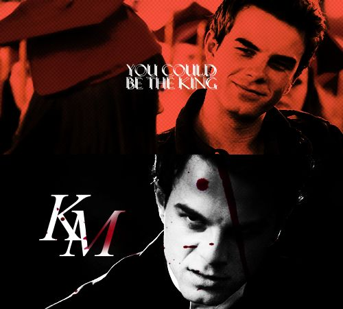 Kol Mikaelson [You could be the King]