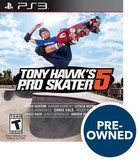 Tony Hawk's Pro Skater 5 - PRE-Owned - PlayStation 3