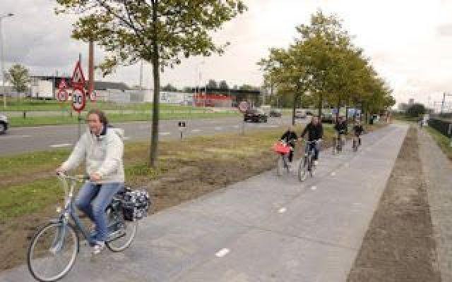 Ad Amsterdam la prima pista solare al mondo