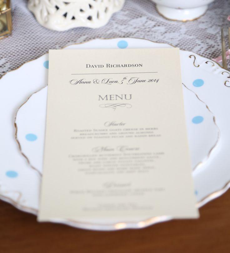 flat menu www.bohemiandreams.co.uk