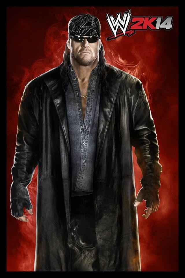 American Badass Undertaker returns in the #WWE2K14 Phenom Edition! #DEADMAN