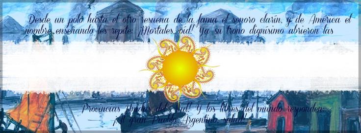 Portada Facebook, 25 de mayo día de la Independencia de Argentina