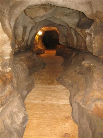 Mammoth Cave, United States - This is the world's longest known cave system, with more than 400 miles explored so far