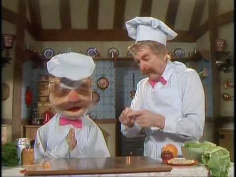 ▶ The Muppet Show: The Swedish Chef's Uncle (with Danny Kaye) - YouTube