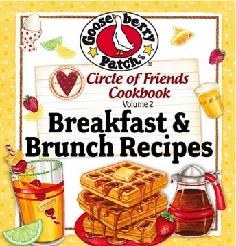 Bargain e-Cookbook: Gooseberry Patch 25 Breakfast and Brunch Recipes! {99 cents} #recipe