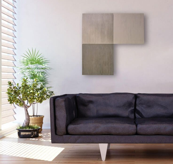 Termoarredo Design Elettrico Moderno - Aries Gres Porcellanato Fotografie