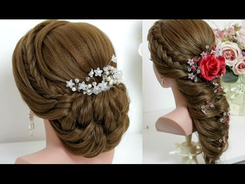hair style prom best 25 mermaid braid tutorials ideas on 1819