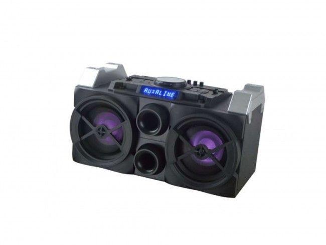 Pure Acoustics DJ Pro 265 - Karaoke systemen - 123platenspeler.nl