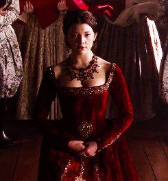 Tudors Natalie Dormer as Anne Boleyn