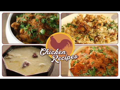Sunday Special - Chicken Recipes by Archana - Easy to make Indian Style ...