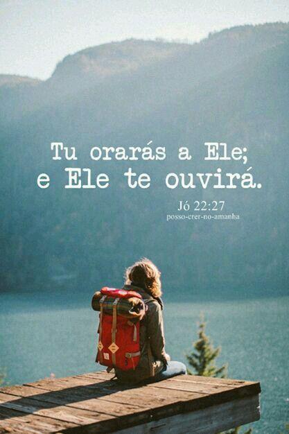 """""""E tudo o que pedirem em oração, se crerem, vocês receberão"""". (Mateus 21:22)"""