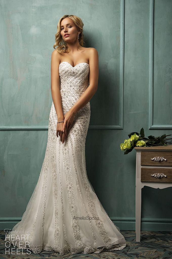 - Amelia Sposa 2014 Wedding Dresses - Heart Over Heels