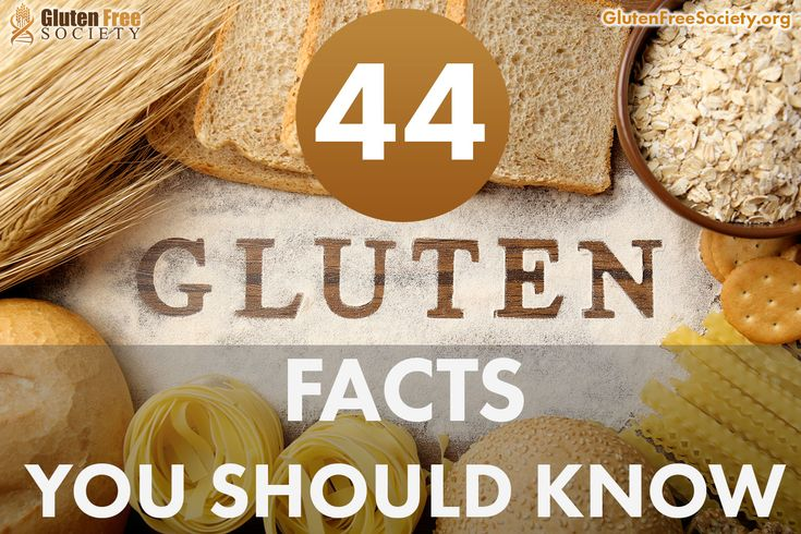 44 Gluten Facts That Doctors Should Know About…But Usually Don't