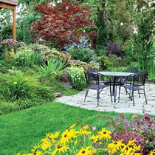 Terracing Ideas For A Sloping Backyard | Mystical Designs ...