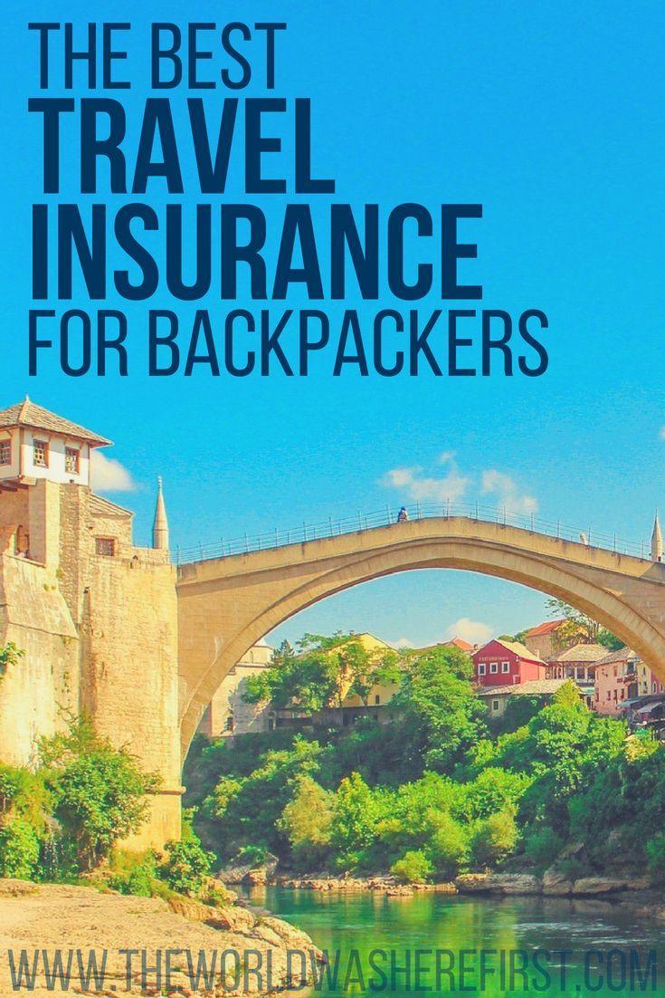 The Best Travel Insurance For Backpacking Europe Best Travel
