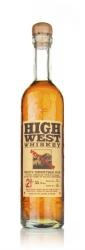 High West Rocky Mountain #Rye 21 yr    This rare #whiskey has been aged in used oak barrels. As a result, there is less of a prominence of wood spices and more about the development of the mash bill (53% rye, 37% corn, and 10% barley malt). I found dried herbs, chocolate, peanut shells, espresso and candied fruit.    $124.99
