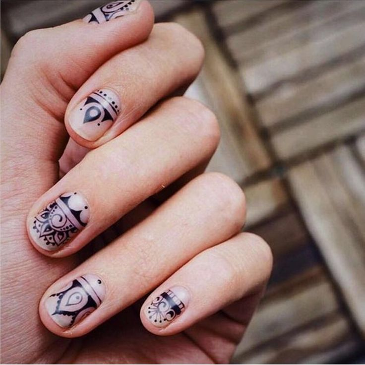 Top 25+ Best Henna Nails Ideas On Pinterest