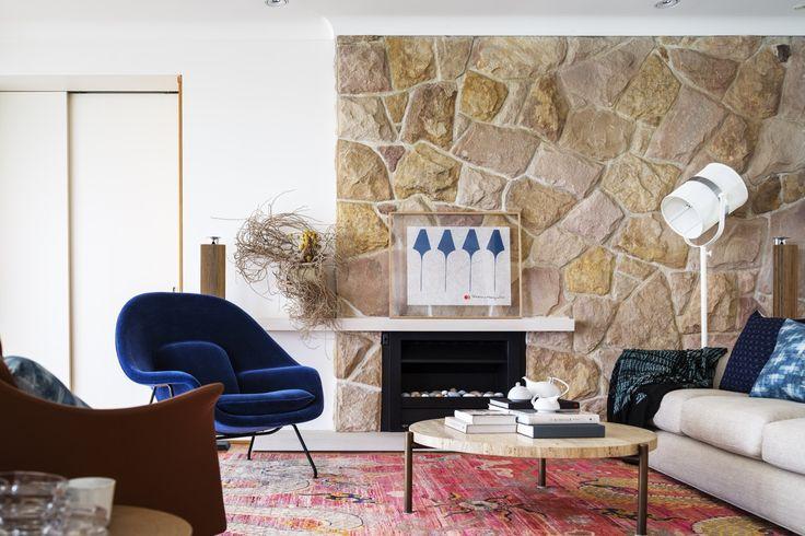INTERIORS Alwill Interiors ARCHITECTURE Alwill Design #interiors #sandstone #neutral #fireplace