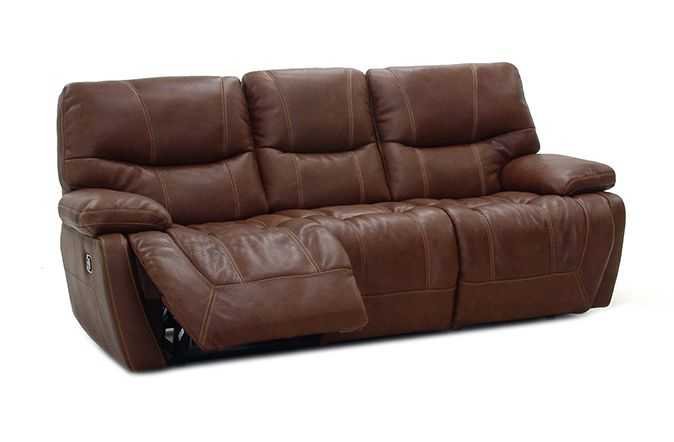 The Buffalo 3 Seater Recliner Sofa is rich and sophisticated and will stand out in any living space.