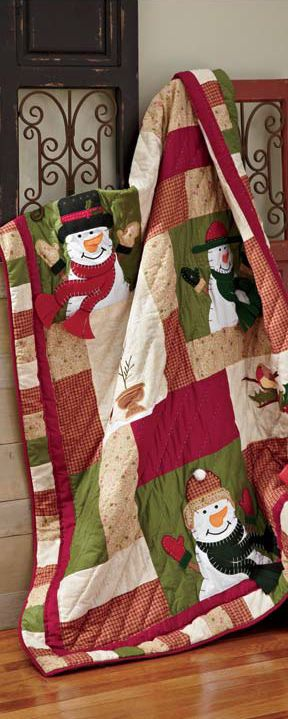 You don't have to buy a whole new set of living room furniture to update your space. Instead toss a chateau quilt or #throw on your sofa along with a scattering of holiday throw #pillows. Add new chair covers to your dining room seating and switch out wall art for Santa's words of wisdom. #Christmas