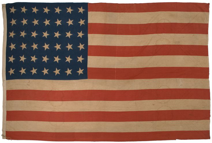 historical american flag