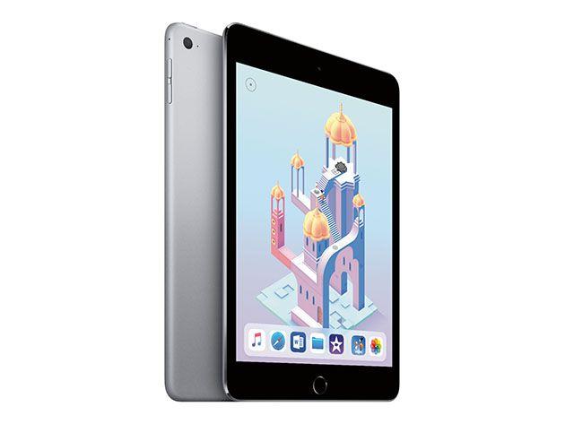 Apple Ipad Mini 4 7 9 16gb Space Gray Certified Refurbished Bundle For 199 Https Deals Makeuseof Com Sales I Apple Ipad Mini Ipad Mini Refurbished Ipad