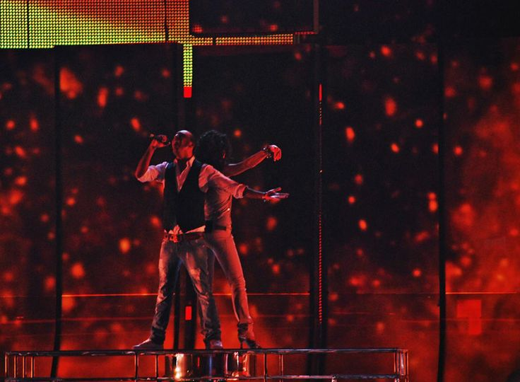 eurovision in moscow 2009