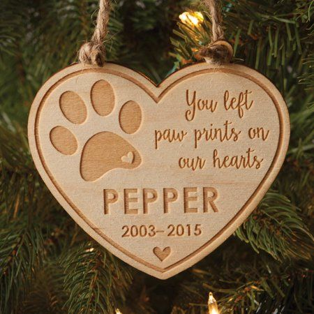 Free Shipping on orders over $35 Buy Pet Memorial Personalized Wood
