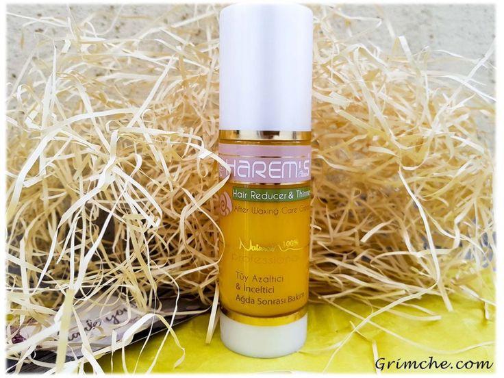 Крем за намаляване на окосмяването - Harem's After - Wax Care Cream cover