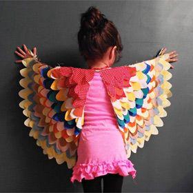 Une bonne idée de déguisement original ! #DIY #Vacances