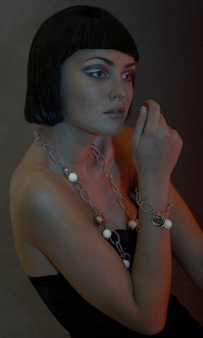 Jewels - Necklace and bracelet