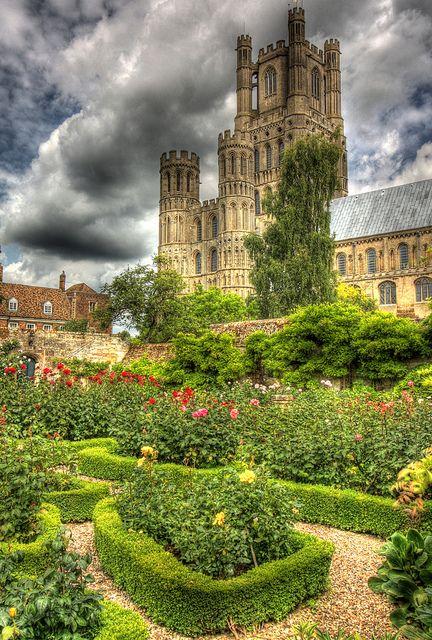 Ely Cathedral Cambridgeshire, UK