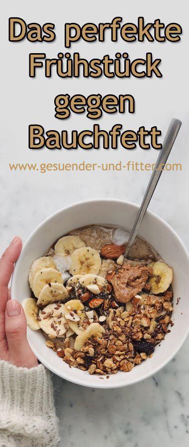 Das perfekte Frühstück gegen Bauchfett – Gesuender und Fitter