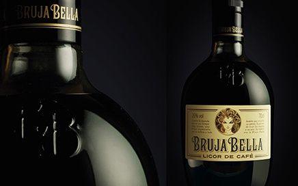 Bruja Bella - by CBA Graell Spain  #branding #identity #design #packaging #storytelling #with #legend #liquor #spirit #alcohol