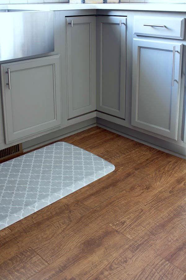 Kitchen Floor Mats Comfort And Ergonomic Type Of Mats Comfort
