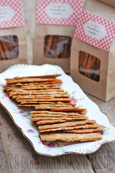 amandes, biscuits, cassonade, croustilles, vanille, paniers gourmands, noël,