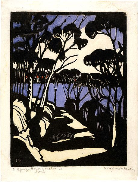 Margaret Preston - Harbour Foreshore