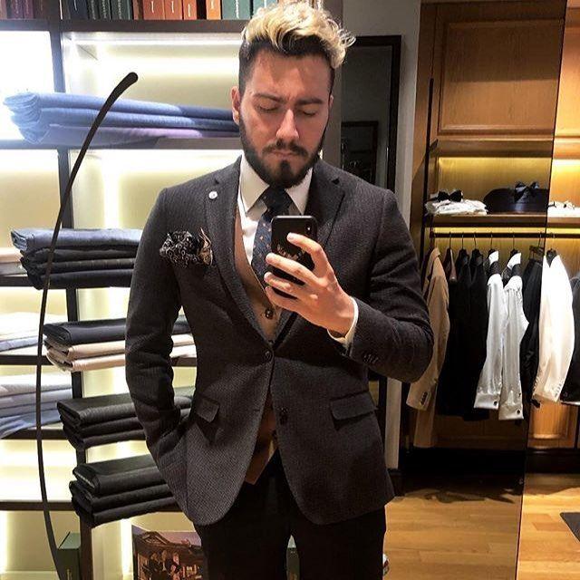Iyi Aksamlar Ebs Ailesi Enesbatur0 Double Breasted Suit Jacket Suit Jacket Double Breasted Suit