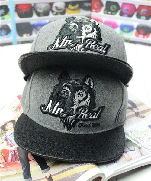 Baseball Cap  Hip Hop Flat Brimmed hat