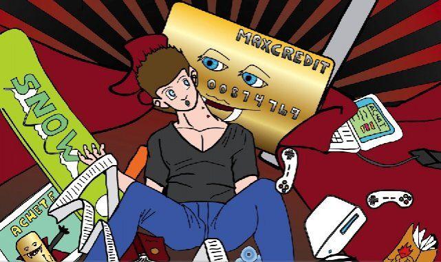 Endettement et crédit: des jeunes acculés à la faillite