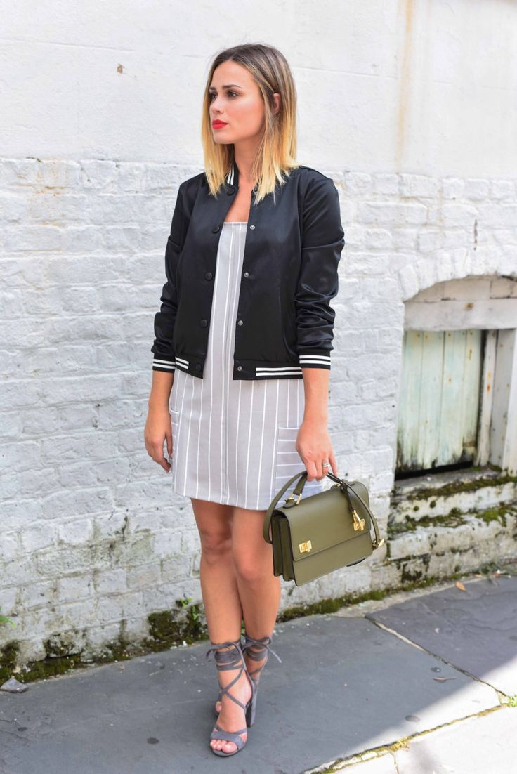 How to wear a Bomber Jacket | Bomber Jackets under $100 | Mommy Street Style…